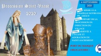 Procession Saint Vaast 2020